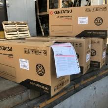Отгрузка оборудования KENTATSU серии KSGB_HFAN1 в город Ростов-на-Дону