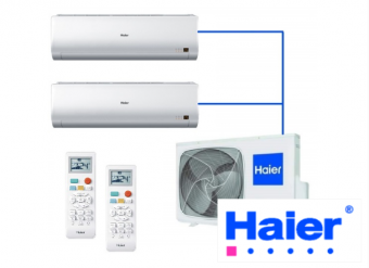 Haier AS09BS4HRA Х 2 \\ 2U14CS4ERA (S)