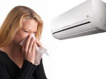Как пользоваться кондиционером дома, чтобы не заболеть